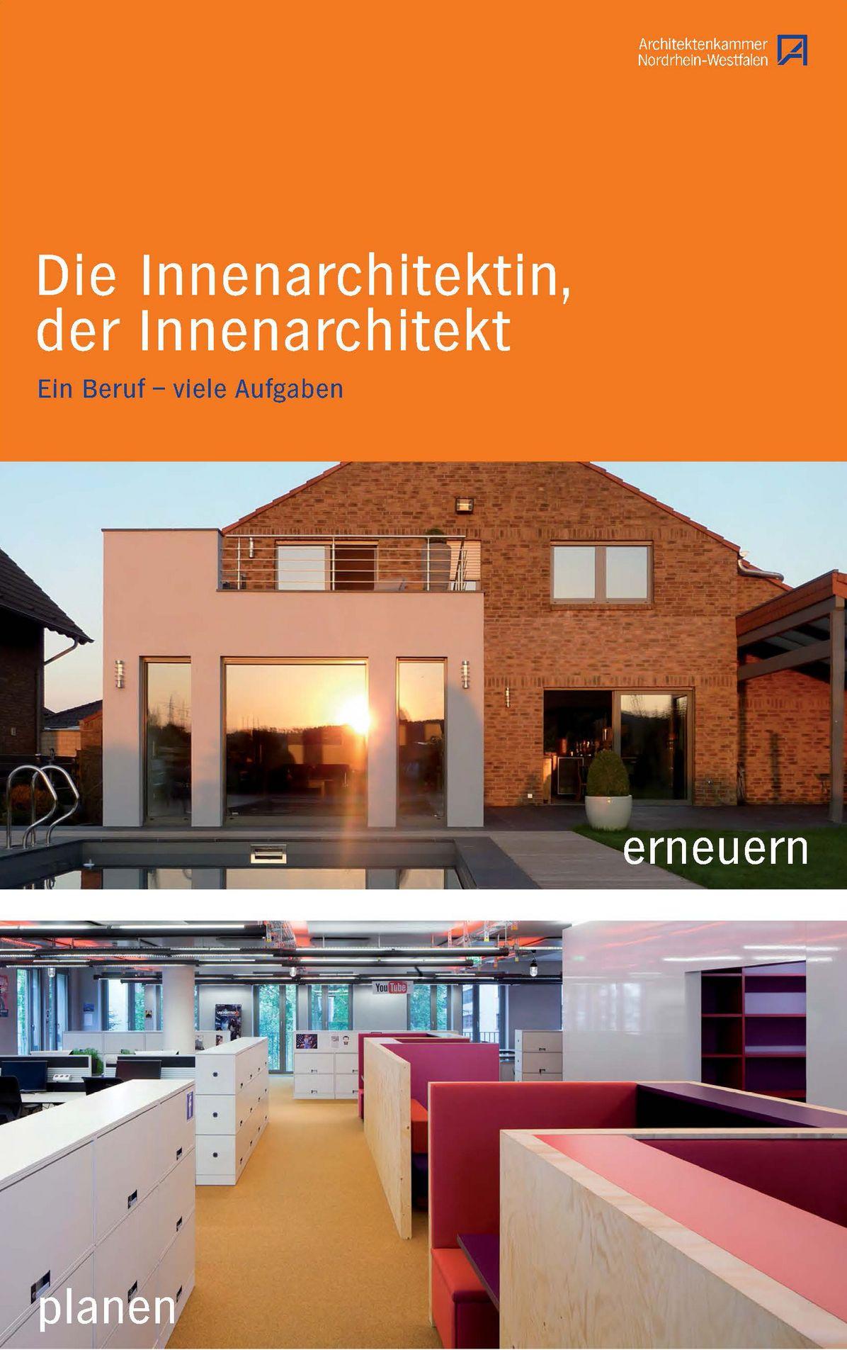 Berufsbild und Kammer   Architektenkammer Nordrhein Westfalen